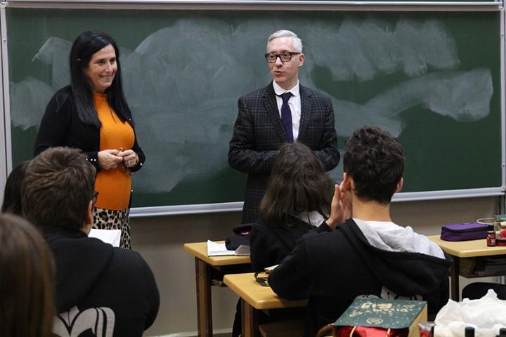 Le lycée Saint-Michel d'Istanbul présente ses voeux