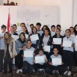 Succès des élèves du Sacré-Coeur au DELF