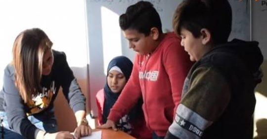 ASIE/LIBAN – Lasalliens et Maristes associés au sein du « Projet Frères » destiné à aider les enfants syriens et irakiens