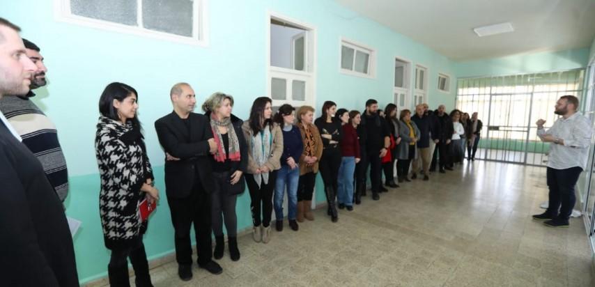Projet Interdisciplinaire au CND Furn El Chebbak