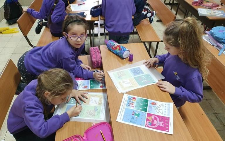 Activités à l'Ecole des Frères -Jaffa