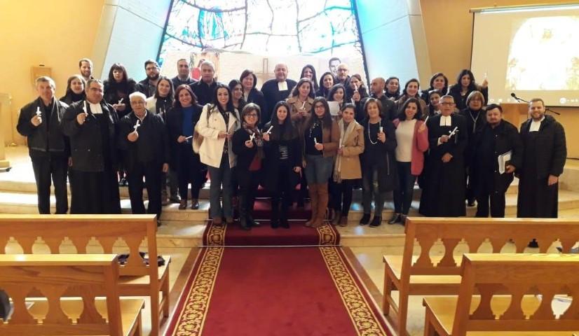 Journée des catéchistes des Ecoles lasalliennes au Liban.