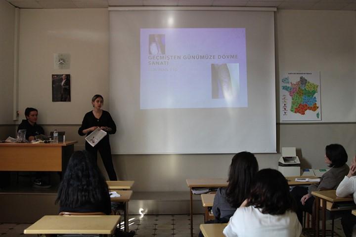 Saint-Michel d'Istanbul : Des élèves responsabilisés