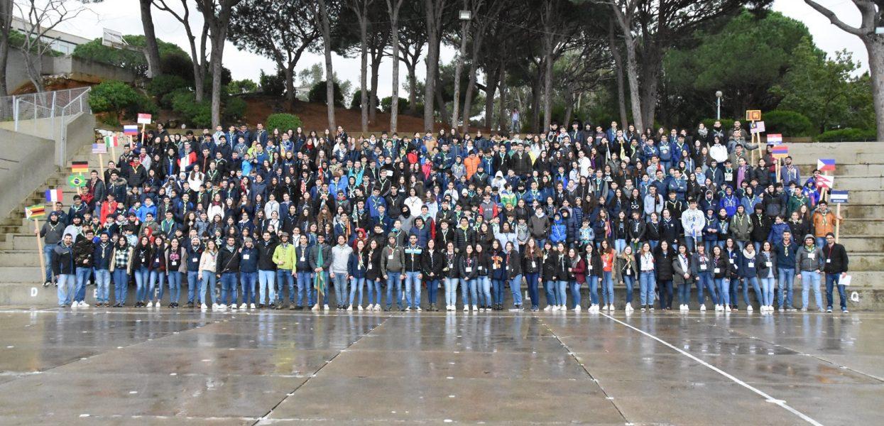 «Turn it Right»,  les guides et les scouts du Groupe Mont La Salle font leur camp annuel