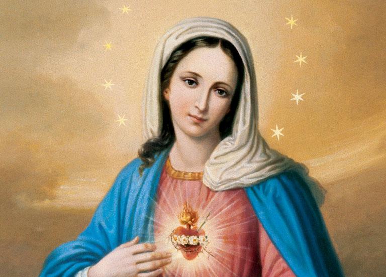 « Sous ta protection nous nous réfugions, Sainte Mère de Dieu  … délivre-nous de tous les dangers, ô Vierge glorieuse et bénie. »