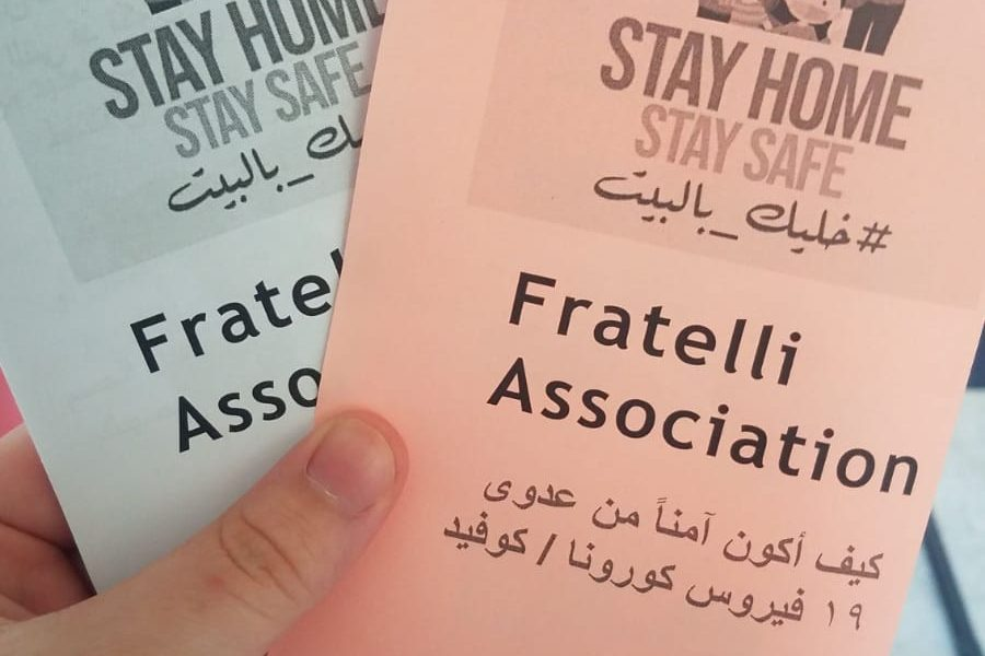 Stay Safe! Fratelli's Project