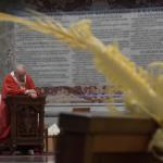 Dimanche des Rameaux:« la vie ne sert à rien si on ne sert pas » Pape François.
