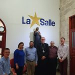 Jerusalem:Visit of the apostolic administrator of the Latin Patriarchate