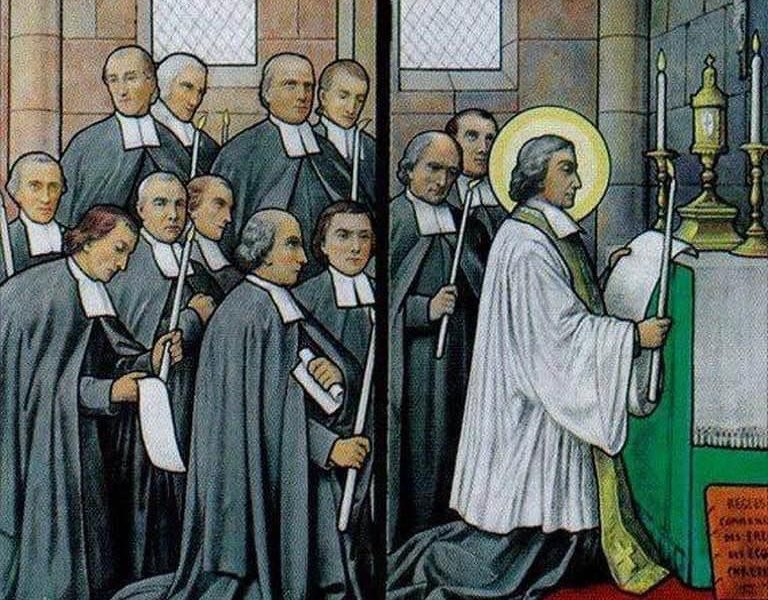Brother Frederick Mueller : the first perpetual vows in the Institute.