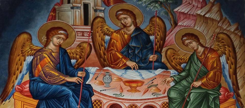 Message du Frère Robert aux Frères: Fête de la Sainte Trinité.