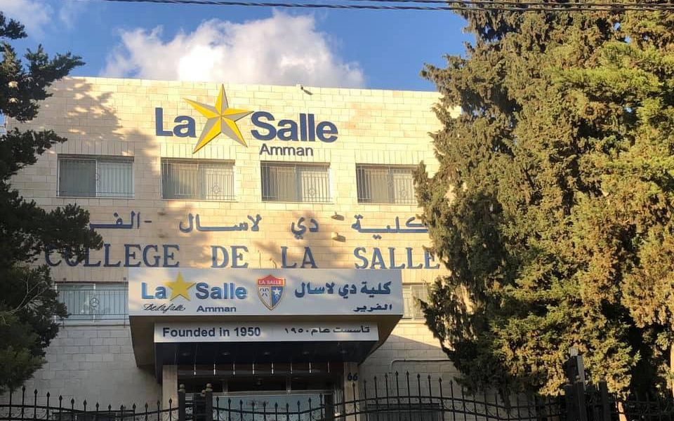 News from « College de la Salle – Amman »
