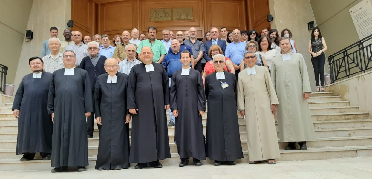 Retraite annuelle des Frères du Secteur Liban