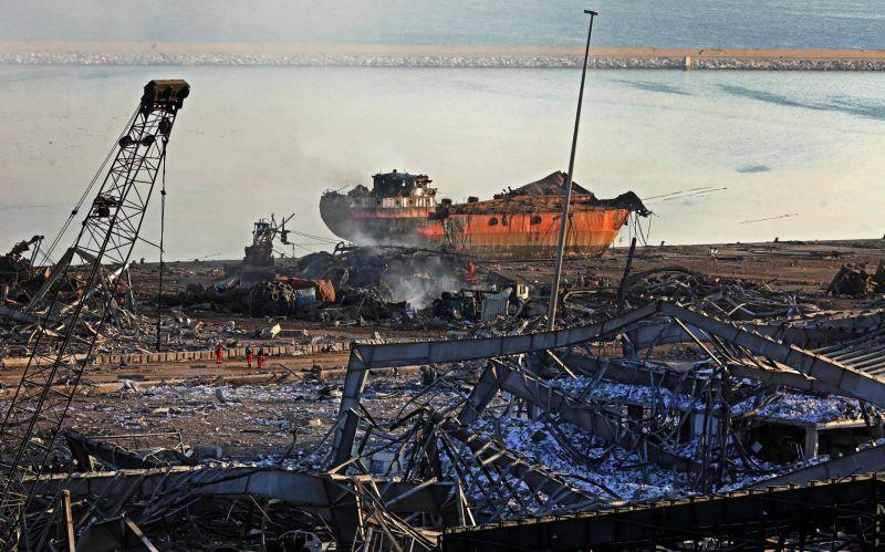 Beyrouth apocalyptique, appel de L'Œuvre d'Orient