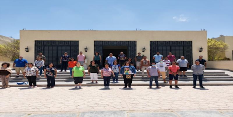 5ème camp de formation: cours de vie des écoles lasalliennes en Egypte.