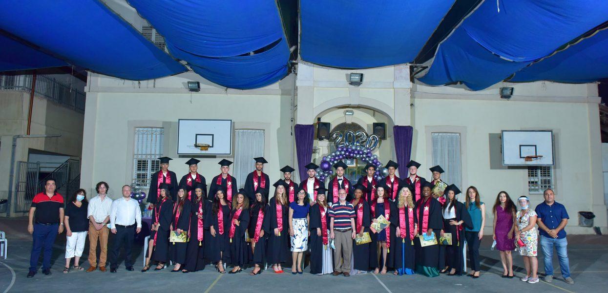 Promotion Collège des Frères – Jaffa  – 2020