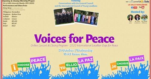 Voix pour la Paix