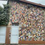 Mur d'espoir à Saint-Michel d'Istanbul