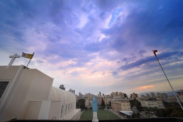 Vouloir c'est pouvoir voire réussir, au Collège Notre Dame Furn El Chebbak.