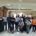 La formation des formateurs d'animateurs des agents pastoraux du Secteur Egypte.