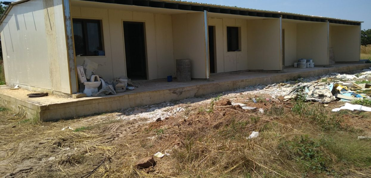 Sud-Soudan – Une nouvelle résidence pour les enseignants