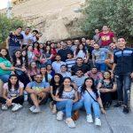 Camp annuel des jeunes lasalliens d'Egypte