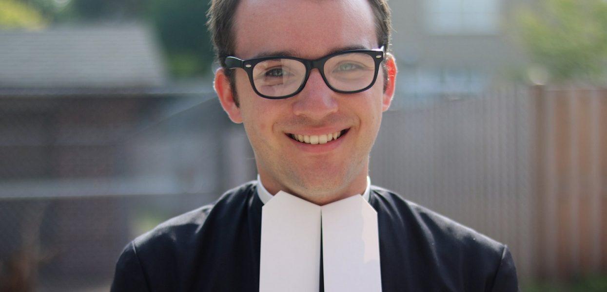 L'histoire d'une vocation: Frère Matthew Kotek.