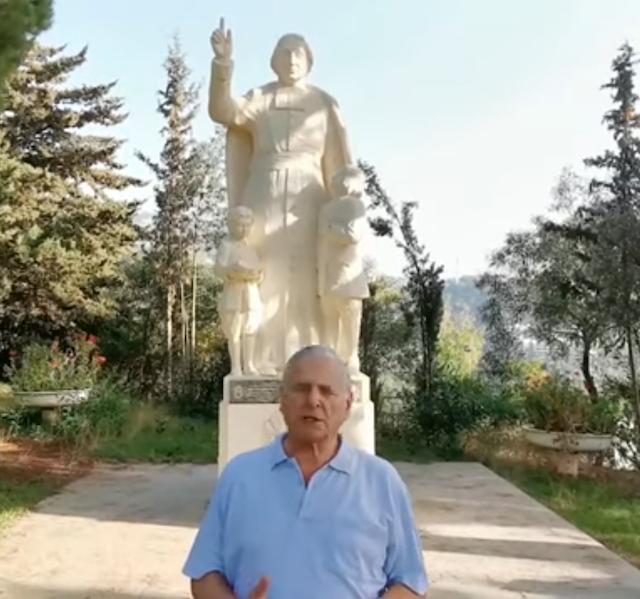 """Misionero del Líbano: """"vivo mi misión educativa viendo a Jesús en mis alumnos"""""""