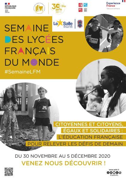 Semaine des Lycées Français du Monde à Mont La Salle