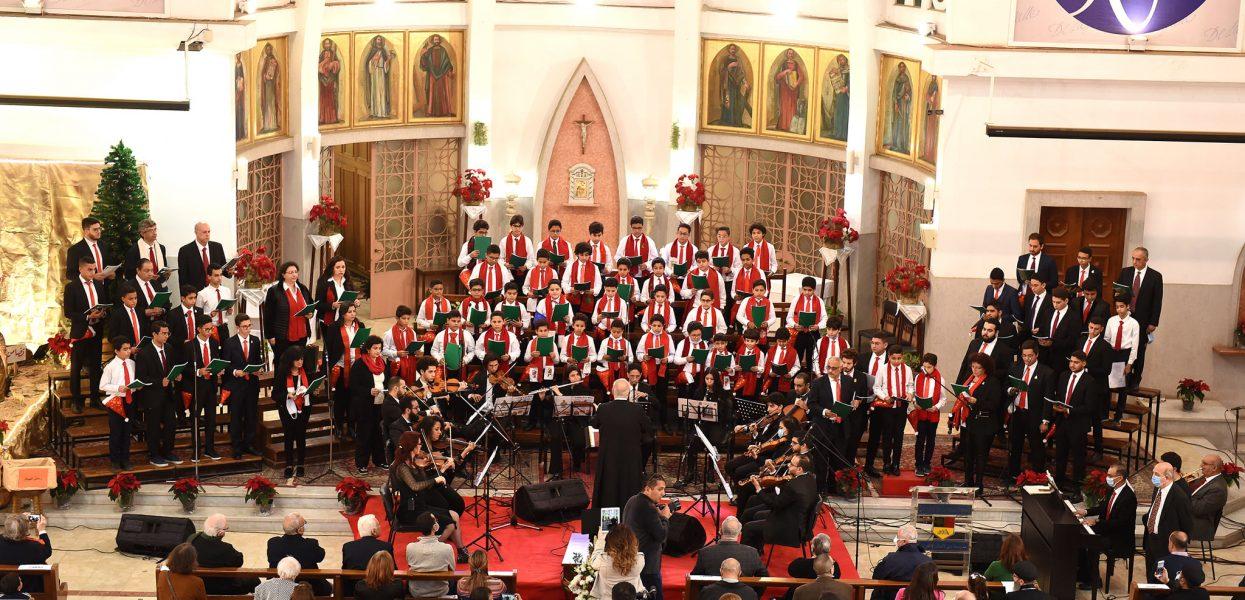 Récital de  Noël à De La Salle Daher.
