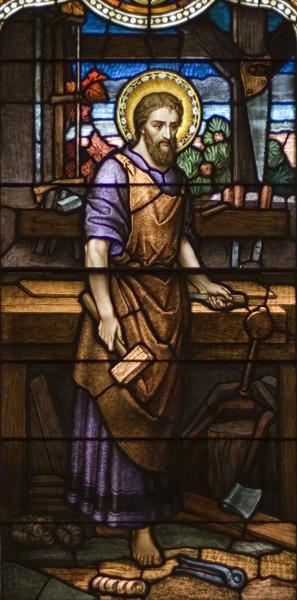 « Avec un coeur de père » ou l'Evangile de la paternité selon saint Joseph.