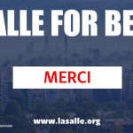 #LaSalleForBeirut | We did it thanks to your help!