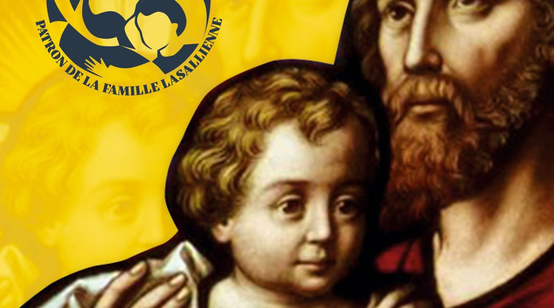 Année lasallienne de Saint-Joseph : un temps d'action de grâce et de partage