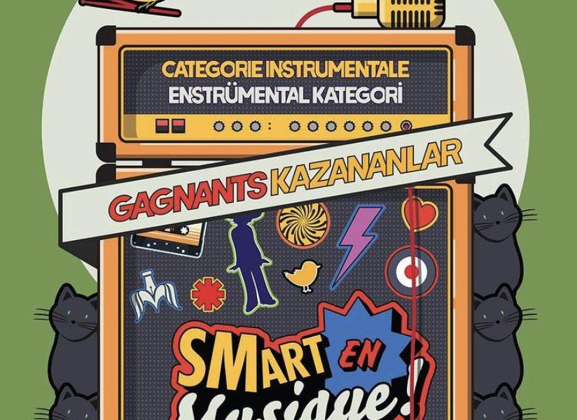 SM-art en Musique au lycée Saint-Michel d'Istanbul