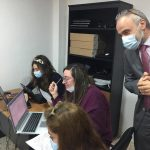 Formation des profs d'anglais au Collège du Sacré-Coeur
