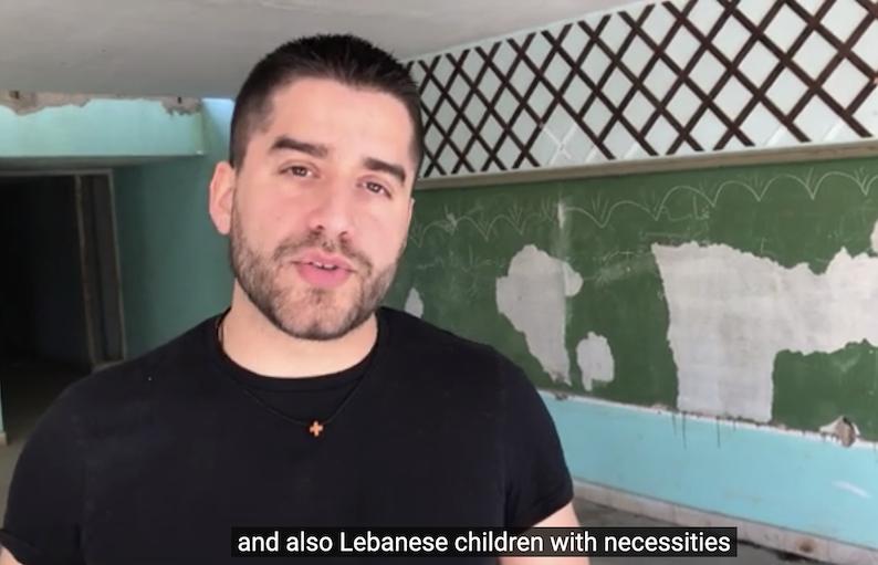 Fratelli Project in Lebanon
