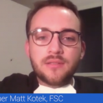 Brother Matt Kotek, FSC, De La Salle Christian Brother 'Live from Lebanon'