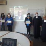 Remise des diplômes Master URCA / CPLL