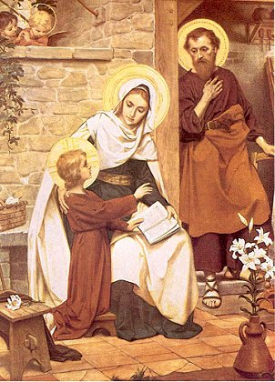 May 1: Feast of St. Joseph the Worker and Religious Brothers Day