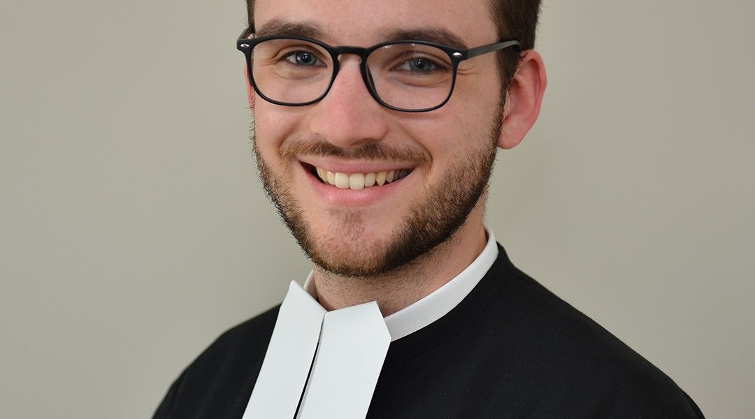 Brother Matthew Kotek renouvelle ses voeux