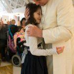 « Les enfants sont l'avenir de la famille humaine », tweet du pape François