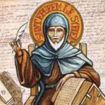 Saint Éphrem le Syrien, « la harpe du Saint-Esprit »