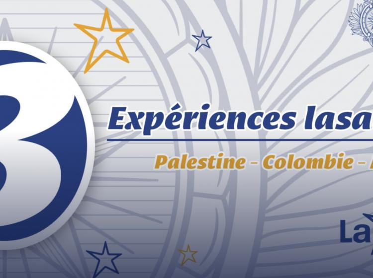 Expériences de Palestine