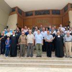 Clôture de la retraite annuelle des Frères du Secteur Liban