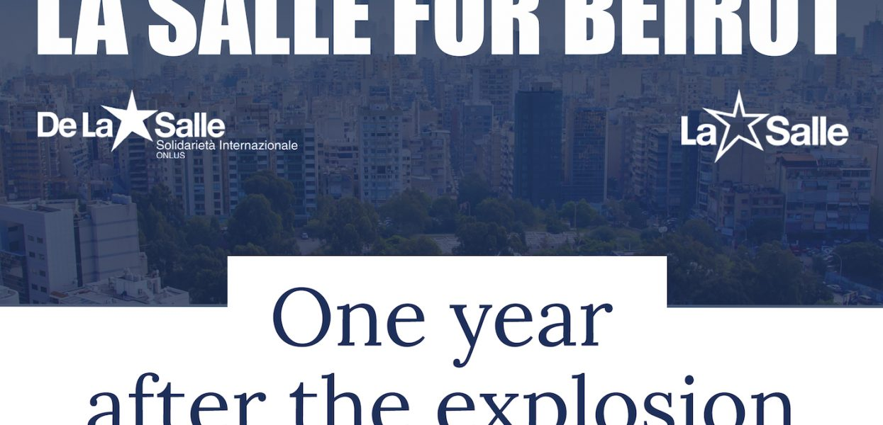 #lasalleforbeirut | We Will Never Forget