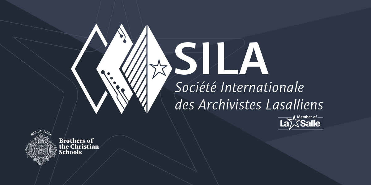 Conférence  en ligne  des Archivistes Lasalliens (SILA)