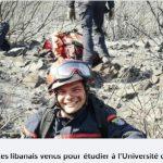 Reportage de francebleu.fr: Un ancien de Kfaryachit, Nicolas Frangieh