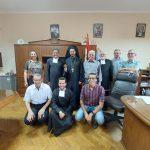 Visite du Vicaire Patriarcal à l'école Saint-Joseph à Khoronfish