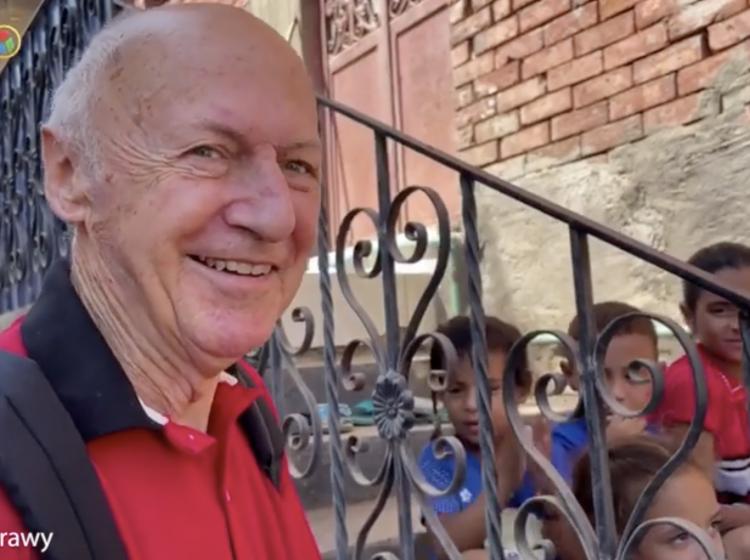 Frère Xavier Subtil : mission lasallienne à Bayyadyah